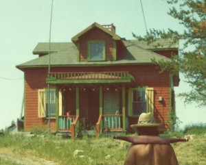 La maison originale