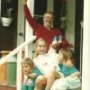 Le papa et ses 3 filles